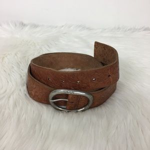 American Eagle Outfitters Leather Belt Sz L